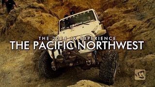 PACIFIC NORTHWEST : The 2014 JK-Experience - Funny Rocks & Moon Rocks [Part 2 of 4] a WAYALIFE Film