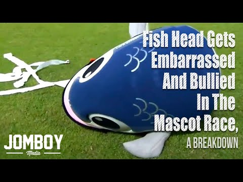 Fish Head Gets Embarrassed And Bullied In The Mascot Race, A Breakdown
