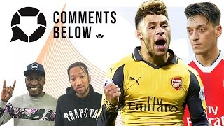 Is Oxlade-Chamberlain The Next Ozil? | Comments Below