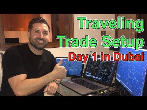 Day 1 in Dubai: Setting Up Your Travel Trade Station
