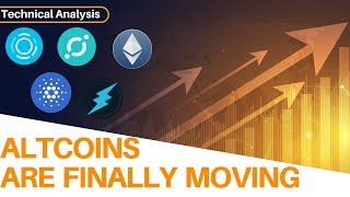 Bullish Momentum!! Electroneum Is Back In Town + (ETH, ADA, AION, ICON)