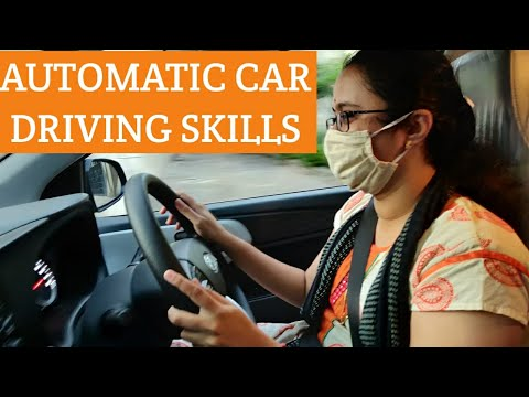 Learn To Drive Automatic(AMT)-TAMIL-Car Driving Lesson For New Learners-City Car Trainers 8056256498