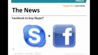 New Facebook Features: Straight Talk on Social Media Webinar (May 6, 2011), Part 1