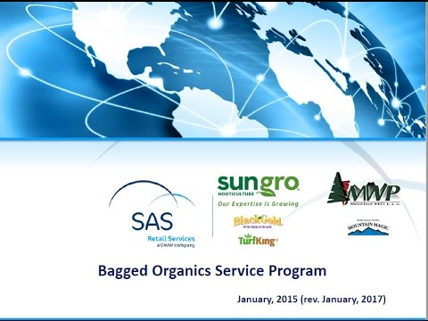 2017 Bagged Organics Service Program
