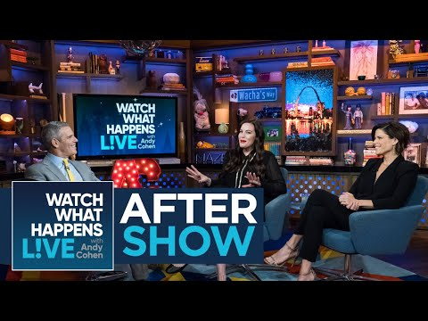 After Show: Liv Tyler's Childhood as Steven Tyler's Daughter | WWHL