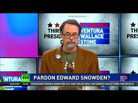 Green Party candidates would pardon & praise whistleblowers