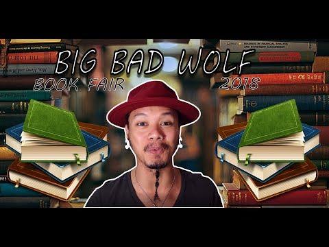 BIG BAD WOLF BOOK FAIR 2018 - MANILA