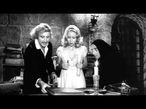 Young Frankenstein Movie Review - NMS 200