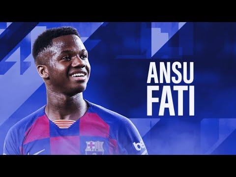 Ansu Fati 2019 - Goals & Assist for Barcelona