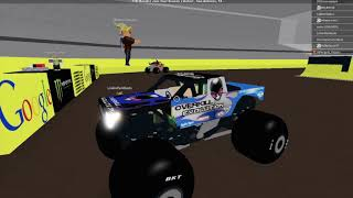 Roblox Monster Jam TTB Season 2 Event Highlights #6 (San Antonio, TX)
