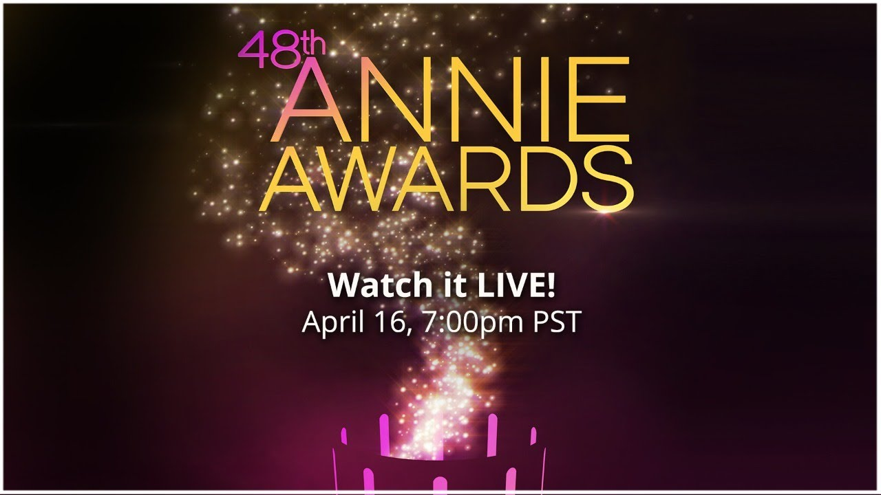 Annie Awards - Live Stream