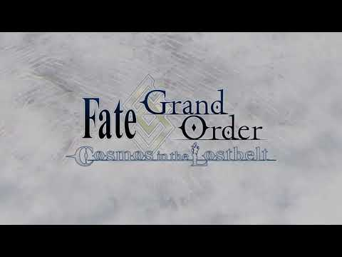 Fate/Grand Order - Cosmos in the Lostbelt Trailer