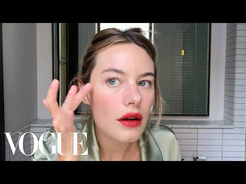 Camille Rowe's Guide to Effortless French Girl Beauty | Beauty Secrets | Vogue from YouTube · Duration:  13 minutes 16 seconds