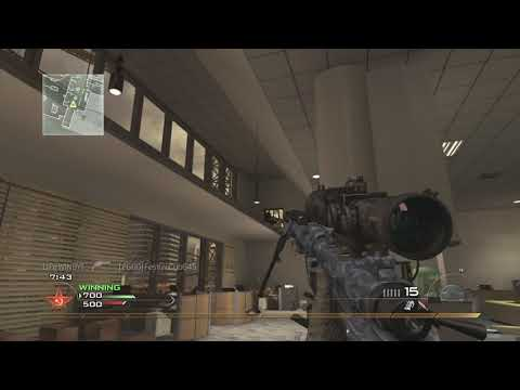 Modern Warfare 2 - Free For All (Intervention)