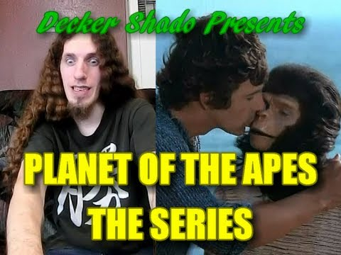 Planet of the Apes TV Series  by Decker Shado