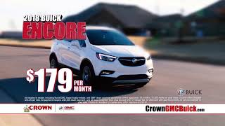 The Crown Buick GMC Big Event