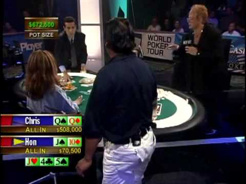 Chris Karagulleyan Chris Karagulleyan Wins the Season I WPT Legends of Poker YouTube