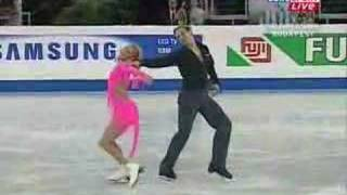Navka,Kostomarov - European Championship 2004 - FD