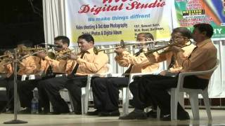 Bright Seva East Indian Band Competition II - Mumbai - Part 2