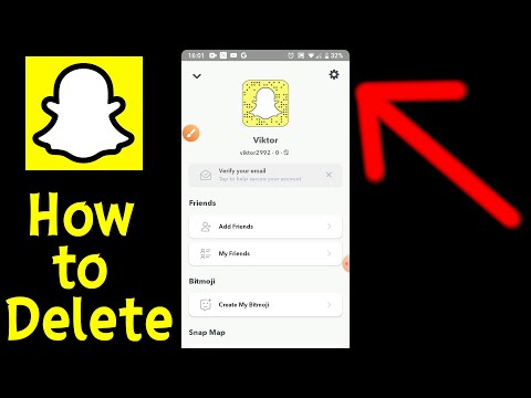 How To Delete Snapchat Account (2020, Permanently)