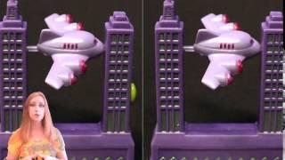 Шокирующие детские игрушки  Стриптизёры, гермафродиты