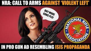 Viral NRA Ad Uses ISIS Tactics To Sell More Guns