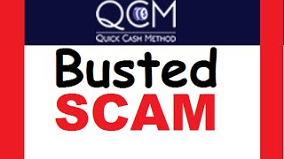 Quick Cash Method is a SCAM!!!  Important Trading REVIEW!