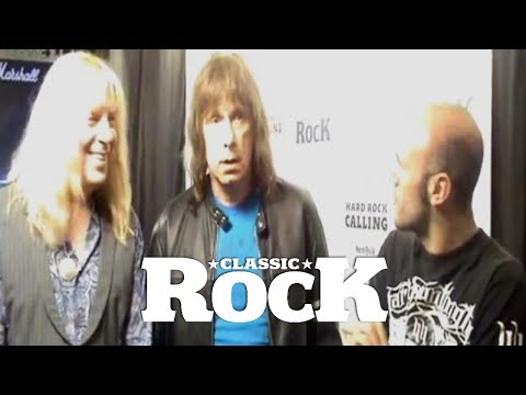'Spinal Tap' interviewed for Classic Rock TV | Classic Rock Magazine