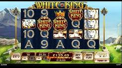 White King Slot, MAX Stakes, 3x FREE SPINS & BIG ingame WINS