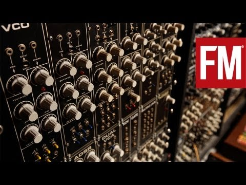 Modular Synths - Benge takes Future Music on a tour of his collection
