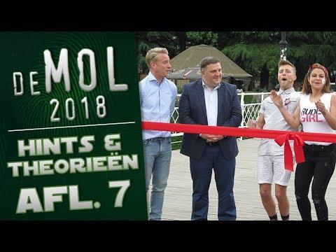 Eindstation Tunnelvisie - Wie is de Mol? 2018 Hints & Theorieën Aflevering 7