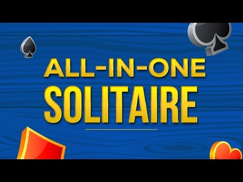 All-in-One Solitaire gameplay