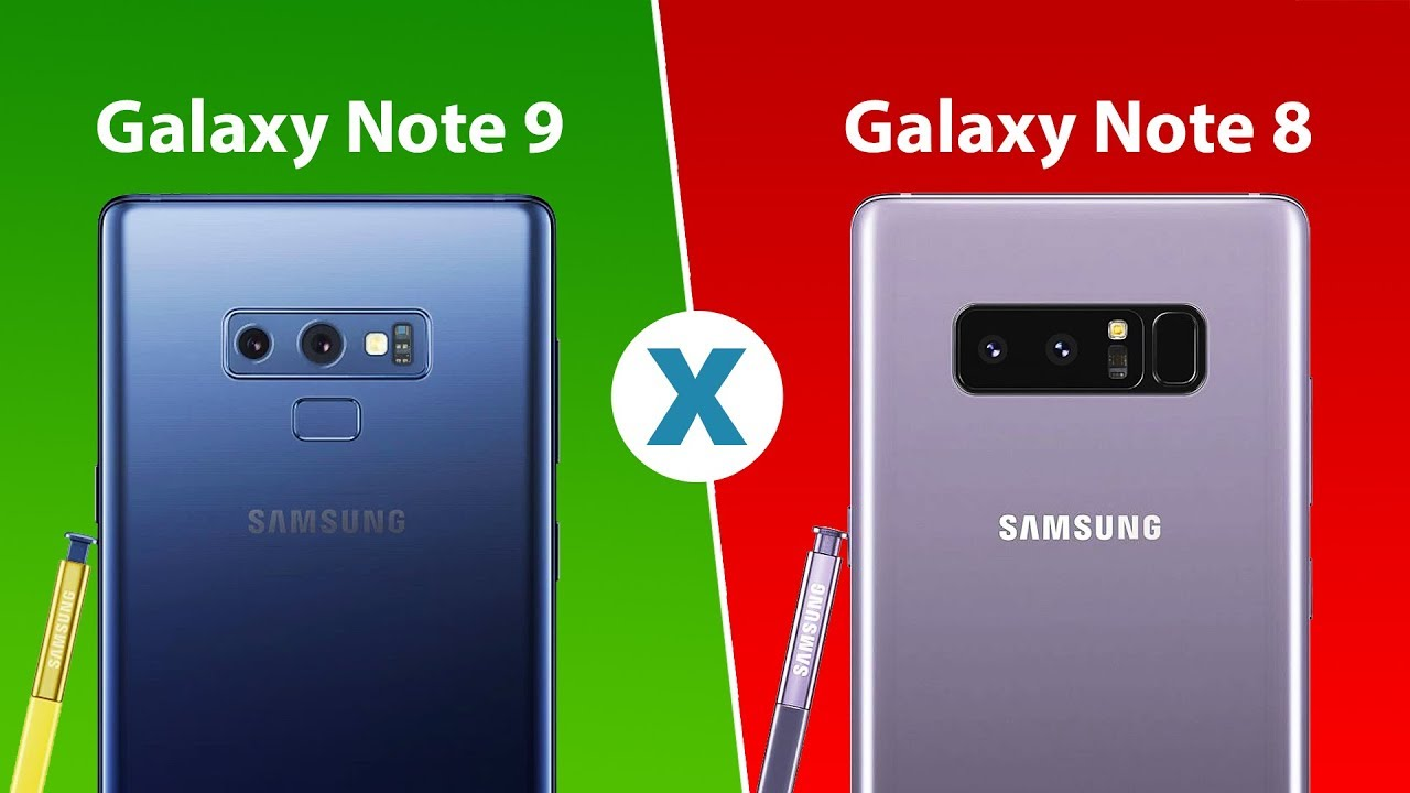 4c1935004 Samsung Galaxy Note 9 vs Samsung Galaxy Note 8 - Comparativo Tecnoblog