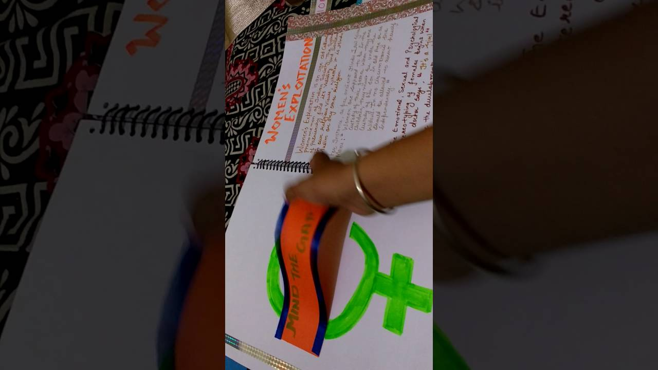 project file designing ideas - YouTube