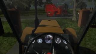 Symulator Farmy 2011 multiplayer-Buraczane żniwa 2011!!!