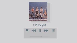 BTS chill playlist: study, relax (estudiar, relajarse, dormir)