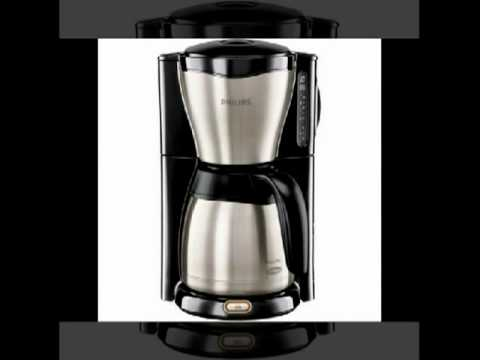 philips hd 754620 gaia therm thermos kaffeemaschine test youtube. Black Bedroom Furniture Sets. Home Design Ideas