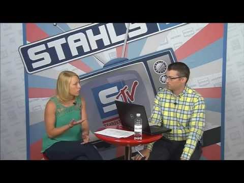 Stahls' TV Morning Show Episode 6: Logos and Promotional Items