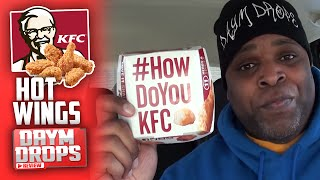 Kfc Hot Wings