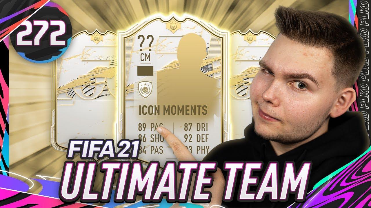 JAK?! PICK Z IKONĄ OPTIMUS! - FIFA 21 Ultimate Team [#272]