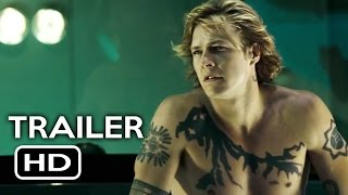 Point Break Official Trailer #2 (2015) Luke Bracey, Teresa Palmer Action Movie HD