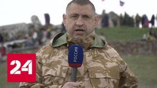 На пути следования главы ДНР прогремели два взрыва