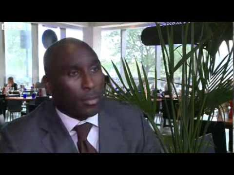 Football: Sol Campbell criticises all white FA commission