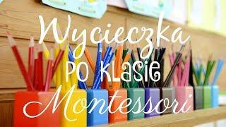 ŻYCIE W USA   Wycieczka po klasie Montessori.