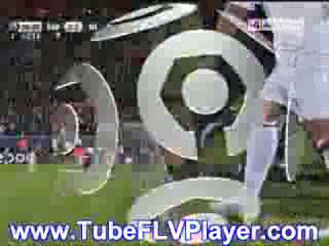 Bagarre Jussié Vs Pjanic Bordeaux VS Lyon 22  httpali01.canalblog.com.WMV