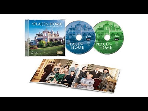 A Place To Call Home – Seasons 1-5  from the Television Series