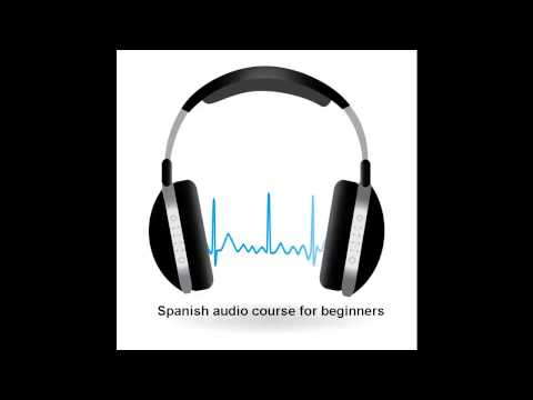 Spanish audio course for beginners - Les 1