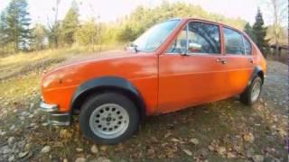 Alfa Romeo Alfasud 5M