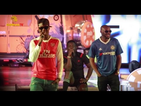 2BABA AND SOUND SULTAN CLASH IN CELEBRITY FANS CHALLENGE (Nigerian Music & Entertainment)