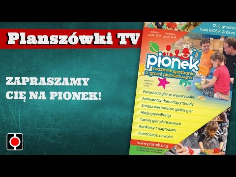 Planszówki TV #018 - Top 5 gier Push Your Luck